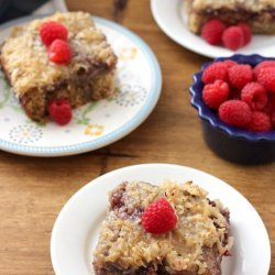 Oatmeal Cake and Frosting