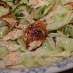 Spiced Chicken Salad