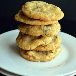 Trail Mix Sugar Cookies