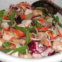 Spicy Sesame Tofu Salad (Vegetarian Times)