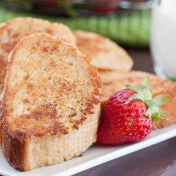 French Vanilla Toast