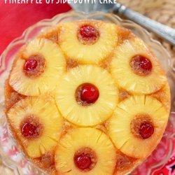 Pineapple Yummy Cake