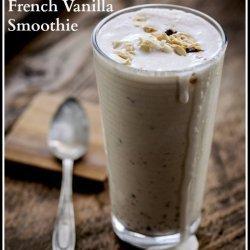 Chocolate & Vanilla Smoothie