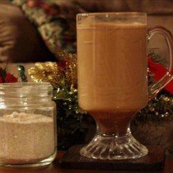 Orange Hot Chocolate Mix in a Bag