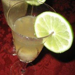 Lychee Lime Sparkler
