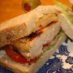 Grilled Chipotle Chicken Sandwich recipe