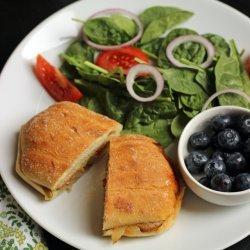 Italian Sausage & Pepper Sandwiches