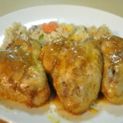Indian Chicken Drumettes recipe