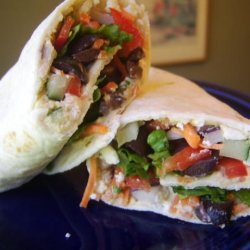 Healthy and Tasty Wraps