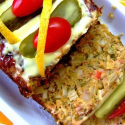 Salmon and Crabsticks Loaf recipe