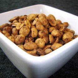 Pesto Chili Peanuts