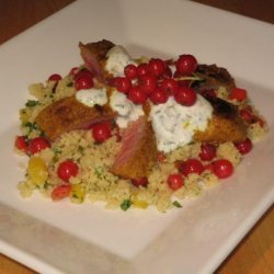 Moroccan Lamb  With Couscous recipe