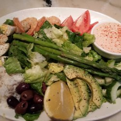 Louis Seafood Salad