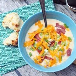 Zesty Potato Soup