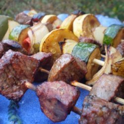 Beverly's Favorite Beef Kebabs