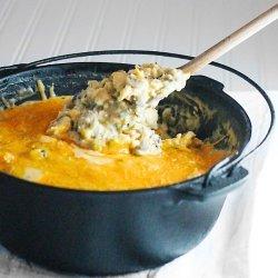 Cheesy Chicken & Broccoli Casserole