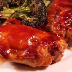 Easy Baked BBQ Chicken