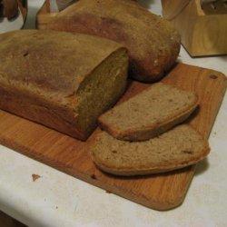 Blue Ribbon Winning Whole Barley Sandwich Bread (With Video!)