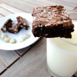 Cookies 'n Creme Brownies