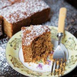 English Gingerbread Cake