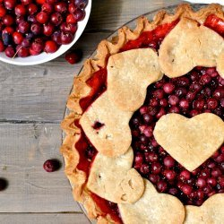 Vegan Berry Pie