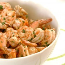 Grilled Chili Shrimp Skewers
