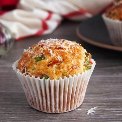 Savory Bacon Muffins