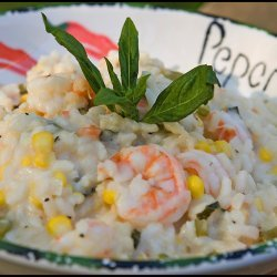 Summertime Risotto