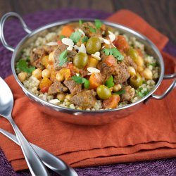Lamb Stew With Couscous