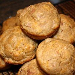 Ham & Cheese Breakfast Muffins