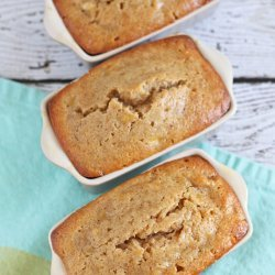 Mini Banana Loaves