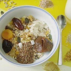 My Daily Multi Grain Power Granola (Thorsten's Müsli) recipe