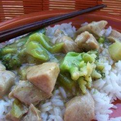 Pork and Broccoli Oriental