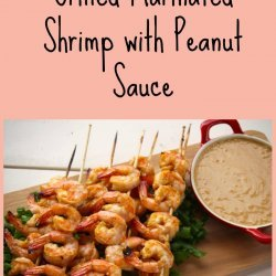 Marinated Shrimp Appetizer