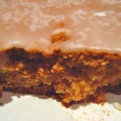 Ginger & Lemon Slice recipe