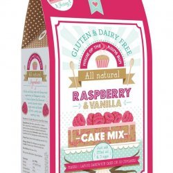 Gluten and Dairy Free Basic Cake Mix