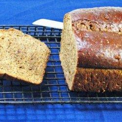 Flaxseed Molasses Bread