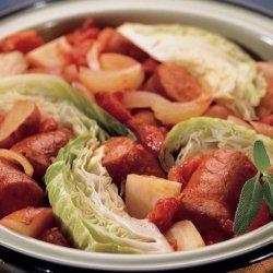 Sausage Supper