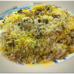 Chicken Biryani in Microwave recipe
