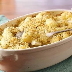 Cauliflower alla Parmigiana