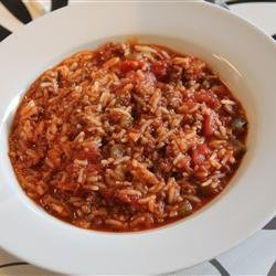 Stuffed Pepper Soup I