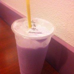 Blueberry Yogurt Shake