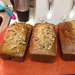 Nana Hassard's Super Simple Banana Bread