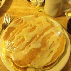 Cranberry Walnut Pancakes