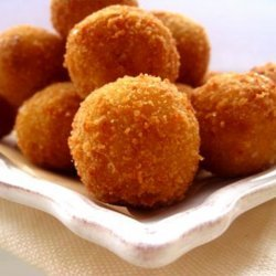 Belgian Cheese Croquettes