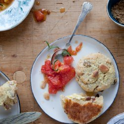 Rosemary-Citrus Scones recipe