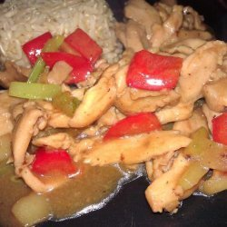 Chicken and Soy Sauce