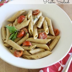 Red White 'n' Cheese Pasta Salad