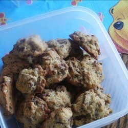 Sultana Bran Cookies recipe