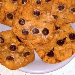 Honey-Ginger Chocolate Chip Cookies